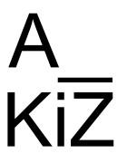 logo a-kiz