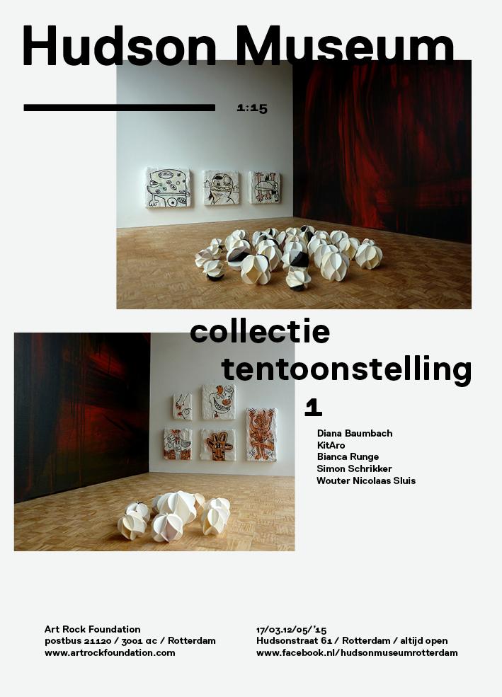 Art Rock  Collectie expositie 1-2015